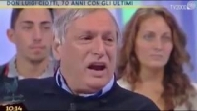 Don Ciotti e Pastificio - Tv2000io - Rai1
